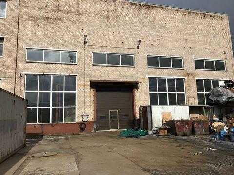 Производственное помещение 1621 с кран-балками 5 и 15 тон. - Фото 4