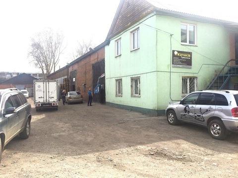 Продается Офисно-складской комплекс 650м2 ул.Сурнова