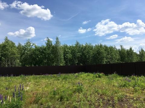 Участок 11 сот. под ИЖС, на землях населенного пункта. г. Электрогорс - Фото 3