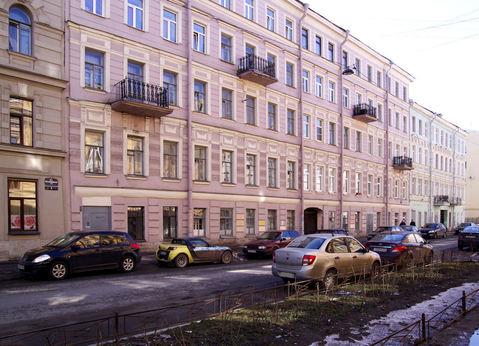 Продажа 4- комн. квартиры в центре Санкт-Петербурга - Фото 3
