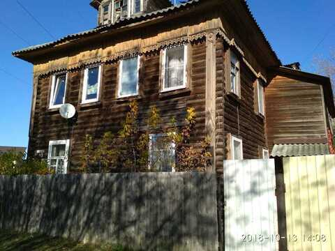 Продаётся 2 комнатная квартира за 600т в городе Кимры - Фото 1