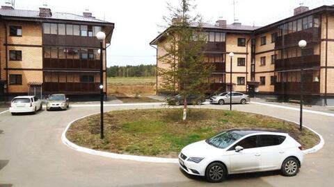 Продажа квартиры, Новолисиха, Иркутский район, ЖК Парковый - Фото 1