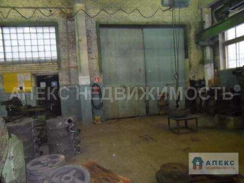 Продажа помещения пл. 1790 м2 под производство, Поварово . - Фото 1