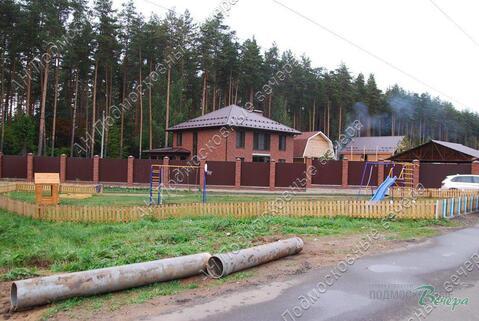 Киевское ш. 35 км от МКАД, Зверево, Дом 140 кв. м - Фото 1