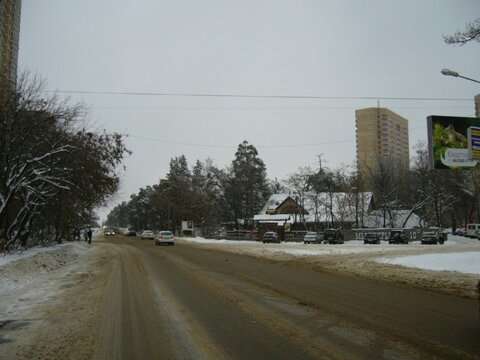 Раменское, Электрификации ул, 30 км от МКАД - Фото 1