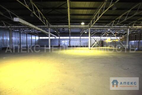 Аренда склада пл. 470 м2 м. Юго-Западная в складском комплексе в . - Фото 4