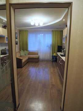 Однокомнатная квартира с качественным ремонтом в Дедовске. - Фото 5