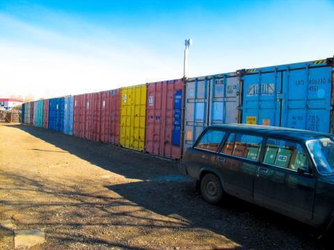 Контейнеры в аренду под склады на юго-востоке МКАД - Фото 2