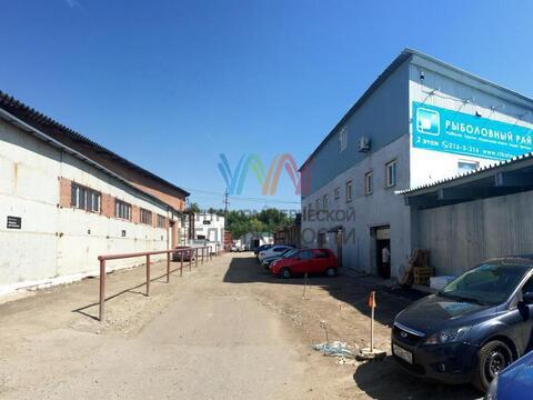 Аренда производственного помещения, Уфа, Ул. Трамвайная - Фото 1