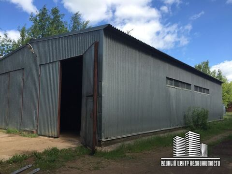 Аренда производственного-складского помещения 420 м кв в г. Дмитров ул - Фото 2