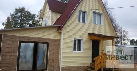 Продается 2х этажный дом 86 кв.м. на участке 6 соток, г.Апрелевка ул.Б - Фото 1