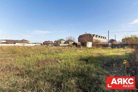 Продается земельный участок г Краснодар, ул им Ивана Кожедуба, д 16 - Фото 4