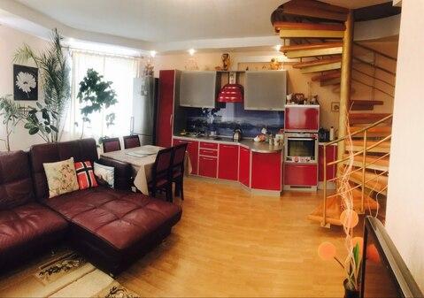 2-х уровневая квартира - Фото 1