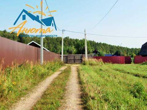 Земля в природном заповеднике в деревне Тростье Калужской области. - Фото 2