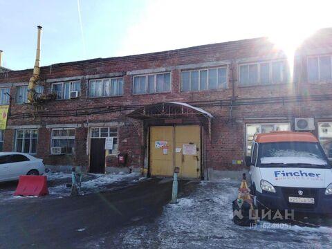 Производственное помещение в Тюменская область, Тюмень ул. Республики, . - Фото 1