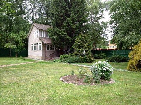 Дом на участке 45 соток в стародачной Малаховке - Фото 1