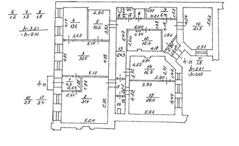 Продажа торгового помещения 210.4 м2 - Фото 3