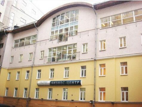 Офис 40 м2 на Тверской 9с7 - Фото 1