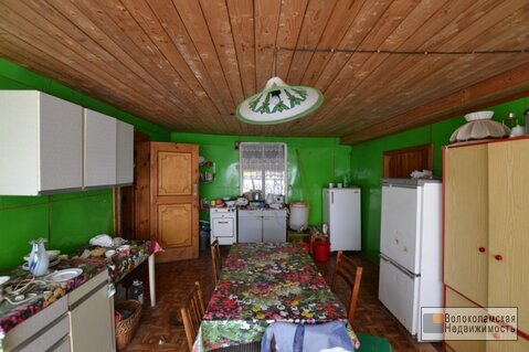Деревянный дом с участком 19 сот. в д.Шишкино 95 км от МКАД - Фото 3