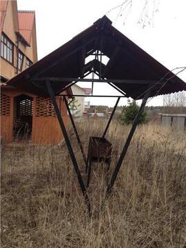 Земельный уч. 10 сот.+дом, Балабаново, деревня Скуратово (ном. . - Фото 1