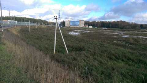 Участок 4 Га на 1-й линии Киевского шоссе в Апрелевке для бизнеса - Фото 5