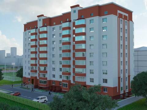 Продажа двухкомнатной квартиры в новостройке на Красноармейской улице, ., Купить квартиру в Благовещенске по недорогой цене, ID объекта - 319714779 - Фото 1