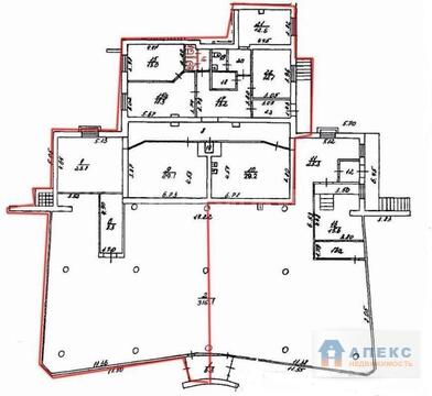 Продажа помещения свободного назначения (псн) пл. 358 м2 под банк м. . - Фото 5