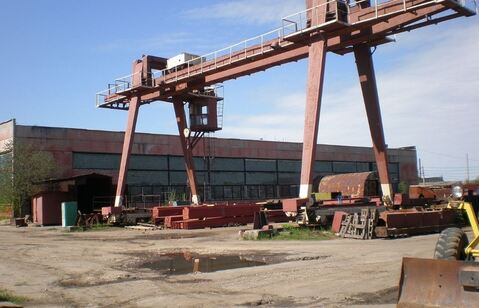 Продается производственно-складской комплекс 7500 кв.м на 3.5 га. - Фото 5
