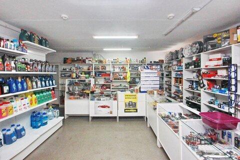 Магазин, п.Богандинский, Тюменский район - Фото 1
