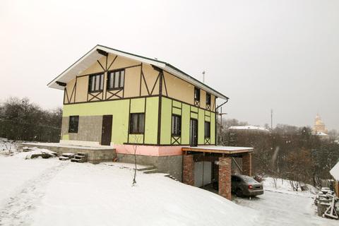 Продается Дом 300м2 в г. Кашира на земельном участке 15 соток на улице - Фото 1
