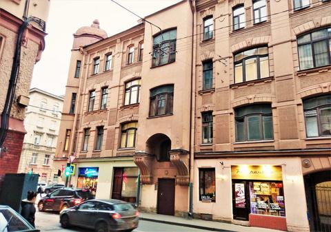 Продажа комнаты, Малый П.С. пр-кт. - Фото 2