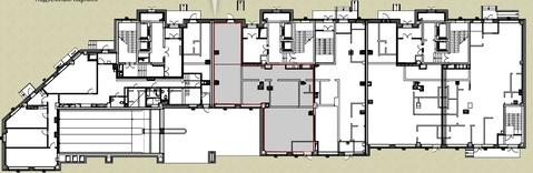 """172,9 кв.м. Коммерческое помещение св. назн. в """"Royal House"""" - Фото 3"""