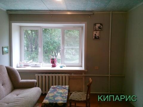 Сдам комнату в общежитии с предбанником в Обнинске, 2 этаж, 13 кв. м. - Фото 1