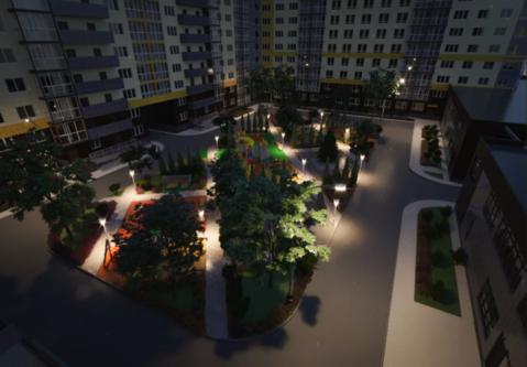 Продается двухкомнатная квартира в новом жилом комплексе бизнес класса - Фото 5