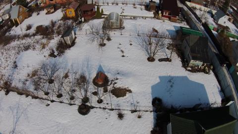 Дачный участок 10 соток с домом в центре с.Вороново Новая Москва - Фото 3