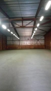 Аренда отапливаемого склада 350 кв м в г. Мытищи - Фото 1