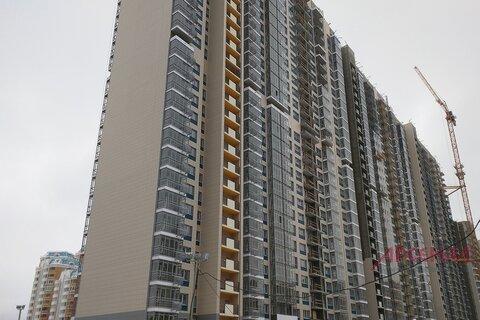Продается однокомнатная квартира в ЖК «Спасский мост», Купить квартиру в новостройке от застройщика в Красногорске, ID объекта - 323520963 - Фото 1