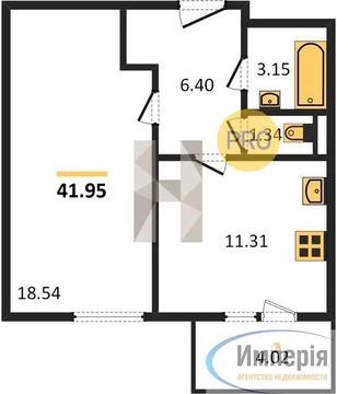 Объявление №60690170: Продаю 1 комн. квартиру. Санкт-Петербург, Колпино,