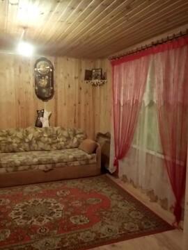 Дом с Баней, Прописка, Мебель, пгт Балакирево - Фото 5