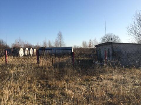 Продам склад гсм с земельным участком 1 га - Фото 1