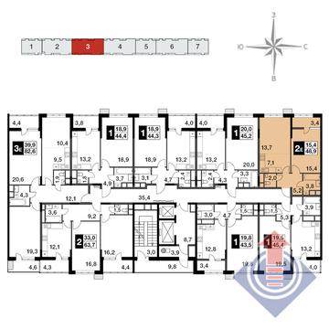 Продажа квартиры, Балашиха, Балашиха г. о, Энтузиастов Западная . - Фото 2