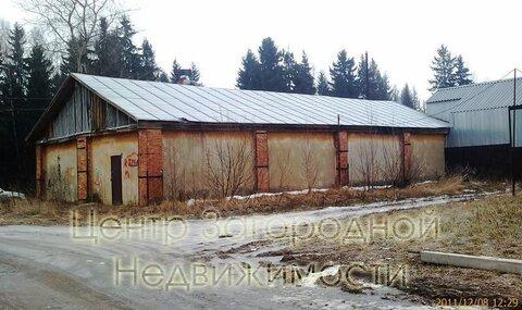 Складские помещения, Ярославское ш, 60 км от МКАД, Сергиев Посад, . - Фото 1