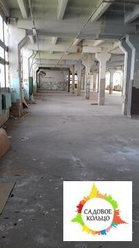 Складские отапливаемые помещения на 2-м и 3-м этажах производственно-с - Фото 1