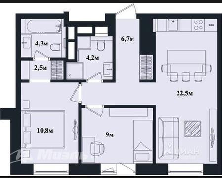 Готовые апартаменты бизнес-класса по привлекательной цене! - Фото 2