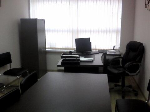 Офисное помещение с мебелью. Первый этаж, отдельный вход. Евро-отделка - Фото 4