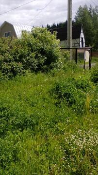 Участок СНТ с домиком на Истринском водохранилище - Фото 4