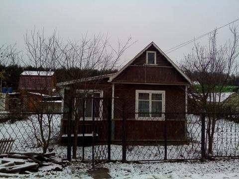 Дача в СНТ Урожай в Клину, Московская область - Фото 1