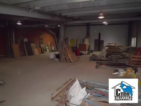 Сдаю теплое помещение 260 кв.м.под склад-производство на ул.Товарная - Фото 4