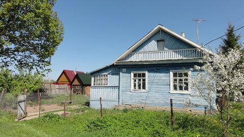 Дом 64.5 м2 на участке 30 соток - Фото 1