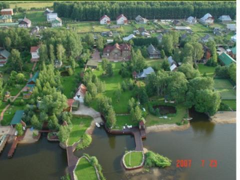 Коттедж на 1 береговой линии р. Волга, д. Старое Мелково - Фото 2